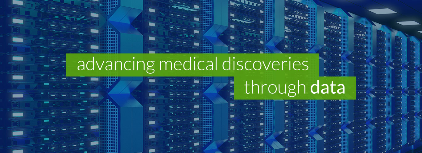 Advancing medical discoveries through data